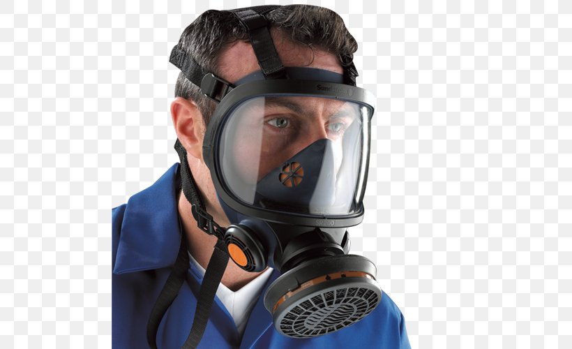 Respirator Full Face Diving Mask Półmaska Dust Mask, PNG, 500x500px, Respirator, Bicycle Helmet, Diving Mask, Dust Mask, First Aid Kits Download Free