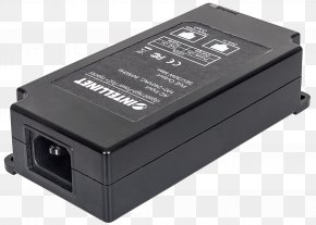 Power Over Ethernet - AC Adapter Battery Charger Power Over Ethernet IEEE 802.3at PNG