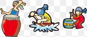 Boat - The Boat Race Dragon Boat Festival Clip Art PNG