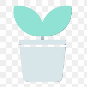 Plant Turquoise - Green Aqua Turquoise Plant Clip Art PNG