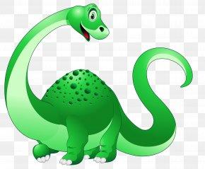 Dinosaur Cartoon Clipart Image - Dinosaur Triceratops Cartoon Clip Art PNG