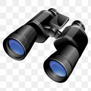 Binocular - Binoculars Porro Prism Small Telescope Pentax Angle Of View PNG