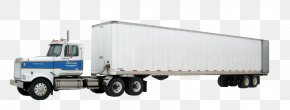 Truck - Semi-trailer Truck Car Commercial Vehicle PNG