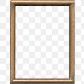 Rectangle Border - Picture Frames Bronze Molding Door Hardwood PNG
