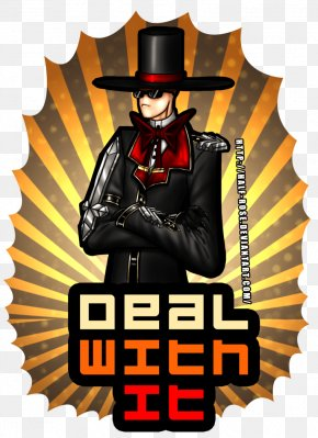 Deal With It - Digital Art DeviantArt Drawing Work Of Art PNG