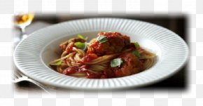 Clip Art Spaghetti And Meatballs - Spaghetti Alla Puttanesca Vegetarian Cuisine Meatball Recipe Ground Beef PNG