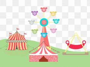 Cartoon Classic Circus - Circus Download Illustration PNG