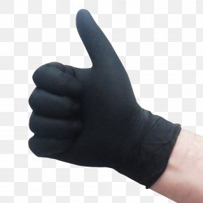 Boone's Hillside Bbq - Thumb Glove Boone Nitrile Rubber PNG