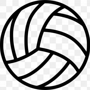 Volleyball - Volleyball Team Sport PNG