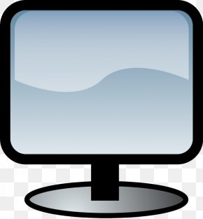 Computer Screen Clipart - Computer Monitor Flat Panel Display Liquid-crystal Display Clip Art PNG
