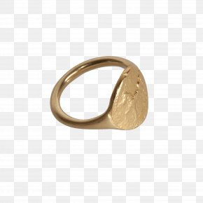 Gold Ring Element Material - Ring Silver Gold Plating Jewellery PNG