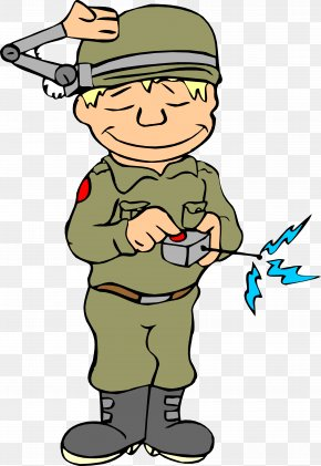 Soldiers - Soldier Profession Clip Art PNG