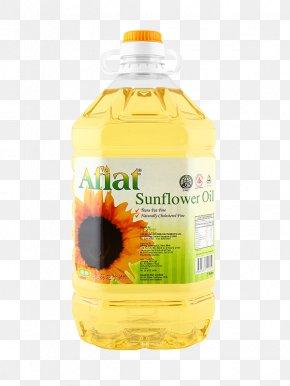 Sunflower Oil - Soybean Oil Liquid PNG