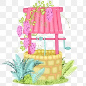 Water - Water Well Drawing PNG