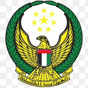 Police Badges Pictures - Abu Dhabi Armed Forces Of The UAE Military United Arab Emirates Air Force Army PNG