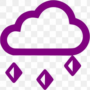 Weather - Rain And Snow Mixed Weather Forecasting Clip Art PNG