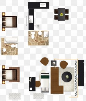 Size Chart Furniture - Furniture Floor Plan House Painter And Decorator Interior Design Services PNG