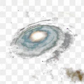 Spiral Galaxy PNG