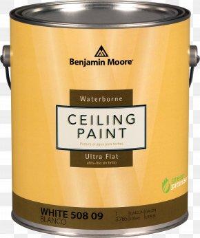 Benjamin Moore Painted CeilingPaint - Benjamin Moore & Co. Da Kine Paints LLC PNG