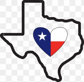 State Of Texas Outline - Best Arizona Sticker Decal Clip Art PNG