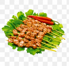 Grill - Barbecue Kebab Chuan Meat PNG