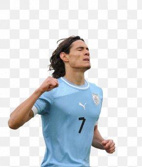 Uruguai - Edinson Cavani Uruguay National Football Team 2014 FIFA World Cup T-shirt Sleeveless Shirt PNG