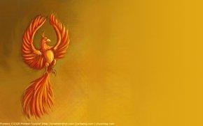 Phoenix - Phoenix Bird Desktop Wallpaper Legendary Creature Drawing PNG