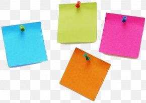 Sticky Note - Post-it Note Paper PNG