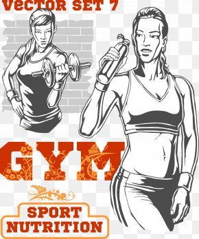 Vector Workout PNG