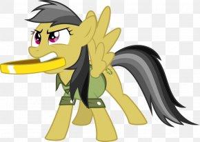Braces Cartoons - Pony DeviantArt Cartoon Daring Don't Clip Art PNG