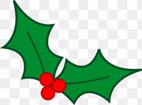 Christmas Clipart - Santa Claus Christmas Tree Little Christmas Clip Art PNG