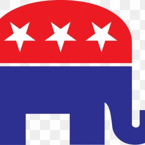 Elephant Republican Party - United States Republican Party T-shirt Elephant Decal PNG