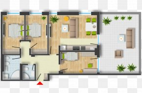 Plan - Floor Plan Architectural Rendering Architecture PNG