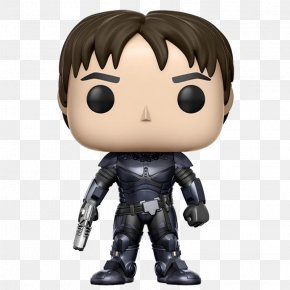 Funko Action & Toy Figures Igon Siruss Laureline Film PNG