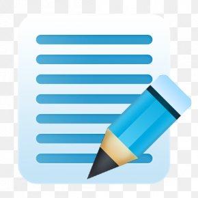 Edit Notes Icons - Editing Favicon PNG