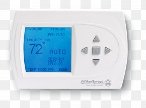 Programmable Thermostat Furnace Wiring Diagram Electrical Wires & Cable PNG