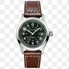 Hamilton Watch Company - Hamilton Watch Company Jewellery Hamilton Khaki Field Quartz Hamilton Khaki Aviation Pilot Auto PNG