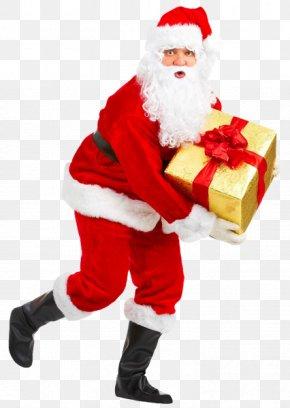 Santa Claus - Santa Claus Christmas Ornament Gift New Year PNG