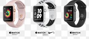 Apple Watch Series 1 - Apple Watch Series 3 Apple Watch Series 2 Nike+ PNG