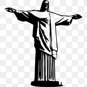 T-shirt - Christ The Redeemer Corcovado T-shirt Statue PNG
