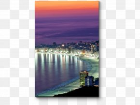 Beach - Rio De Janeiro Beach Mural Hotel Capitals Of Brazil PNG