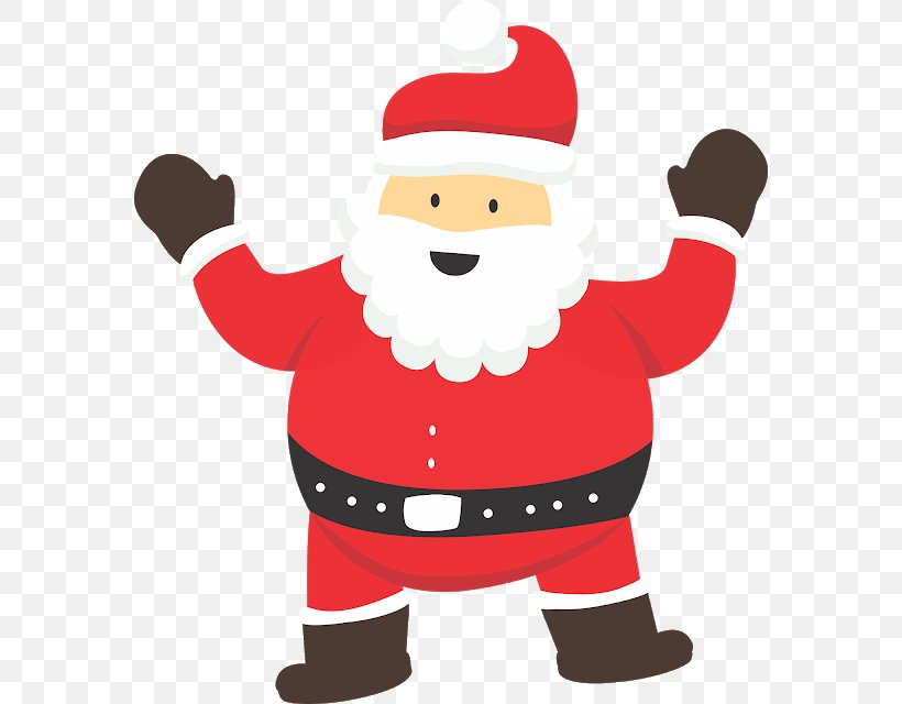 Clip Art Christmas Tree.Santa Claus Christmas Tree Clip Art Christmas Day Png