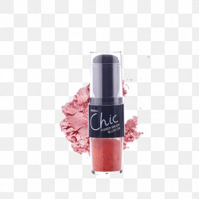 Powder Blush Red Dress - Red Cosmetics Small Telescope PNG