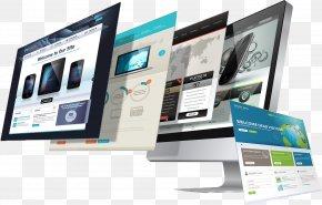 Web Design - Web Development Responsive Web Design Web Page Search Engine Optimization PNG