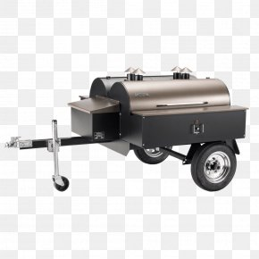 Barbecue - Barbecue-Smoker Traeger Double Commercial Trailer Pellet Grill Traeger Large Commercial Trailer PNG