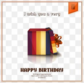 Birthday Present - Gift Greeting Card Birthday Stock Photography PNG