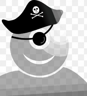 Pirate Hat - Clip Art Women Piracy Openclipart PNG
