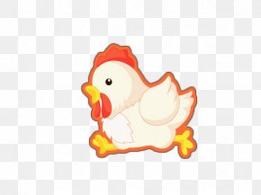 Chicken - Chicken Cartoon Chinese Zodiac PNG