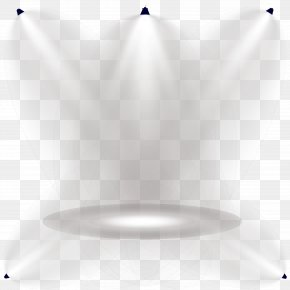Stage Lights Shine Lighting Effects - Light Line Symmetry Angle Pattern PNG