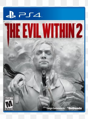 Playstation - The Evil Within 2 PlayStation 4 Video Game PNG